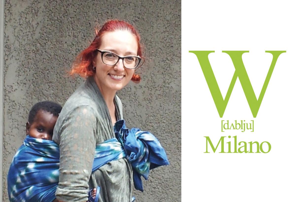 Aurora Mazzucchelli e il Rwanda