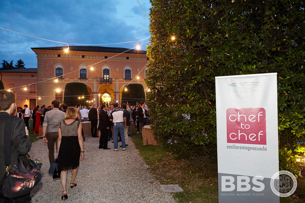 BBS e CheftoChef insieme per l'Italian Food Valley