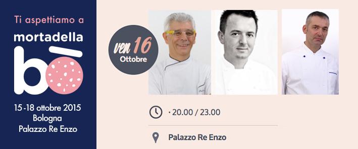 Ristorante MortadellaBò – Cena venerdì
