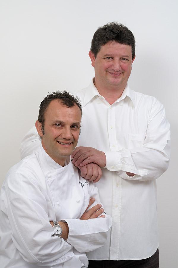Gian Paolo e Gianluca Raschi