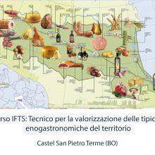 Tecnico delle produzioni tipiche e della tradizione enogastronomici del territorio (Castel San Pietro Terme)