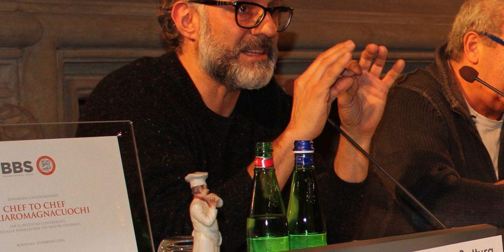 """Massimo Bottura """"Miglior chef Europeo dell'anno"""" – """"Madrid Fusion"""" il più importante meeting di Gastronomia contemporanea"""