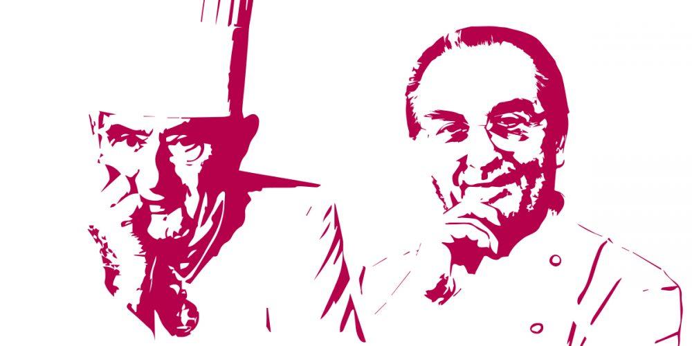 Gualtiero Marchesi e Paul Bocuse sono sempre con noi